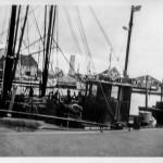Büsum - Kutter im Hafenbecken II