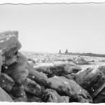 Büsum - Schneewinter 1979