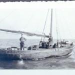 Krabbenkutter noch ohne Ruderhaus