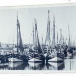 Büsumer Hafen 1951
