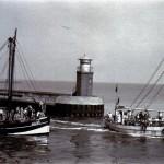 Büsum - Kutterregatta 1959