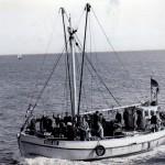 Büsum - Kutterregatta 1962