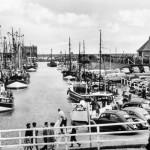 Alter Hafen, heute Museumshafen um 1960